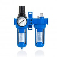 SGS Air Filter, Water Trap, Regulator & Lubricator