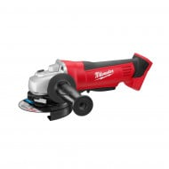 "Milwaukee HD18AG115-0 18V Li-ion Cordless 115mm (4 ½"") Angle Grinder (Body Only)"