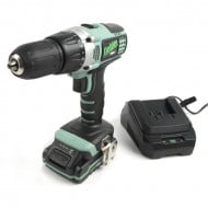 Kielder 18V Professional Heavy-Duty Brushless Drill/Driver with 1.5Ah Battery & Charger - KWT-001-01