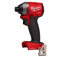 Milwaukee M18ONEID2-0 M18 18V Cordless Impact Driver - One-Key Enabled, FUEL Brushless Motor, 226 Nm, 4300 ipm, 3600 rpm