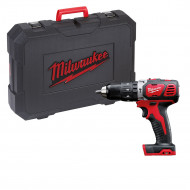 Milwaukee M18BPD-0 18V 50Nm RED Li-ion Hammer Drill Driver With FREE Case (Body Only)