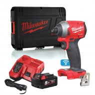 Milwaukee M18ONEID2-501X 18V GEN3 FUEL Impact Driver, 5.0Ah Battery, Charger and Case