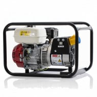 SGS 2.7 kVA Honda Engine Industrial Petrol Generator - UK Made