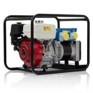 SGS 5.0 kVA Honda Engine Industrial Petrol Generator - UK Made