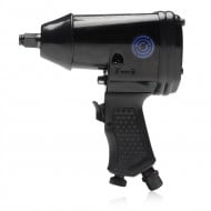 "SGS 1/2"" 340 Nm Air Impact Wrench With Rubber Grip"