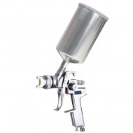 HVLP 1000ml Aluminium Gravity Fed Spray Gun