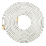 SGS 10mm PVC Hose With Quick Couplers - 10m
