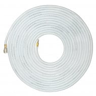 SGS 10mm PVC Hose With Quick Couplers - 15m