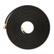 SGS 6mm Rubber Air Compressor Hose With Quick Couplers - 10m