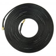 SGS 6mm Rubber Air Compressor Hose With Quick Couplers - 15m