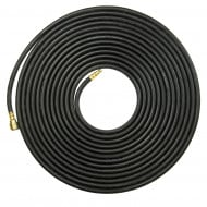 SGS 8mm Rubber Air Compressor Hose With Quick Couplers - 15m