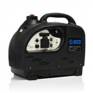 1000W Portable Petrol Inverter Generator - Low Noise