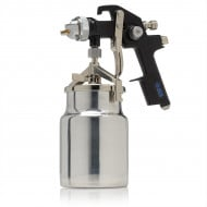 SGS HVLP 1000ml Suction Fed Spray Gun