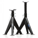 SGS 2 Ton Low Profile Trolley Jack, Case, Pad & 3 Ton Stands