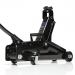 SGS 2 Ton Car Trolley Jack & Four Ratchet Axle Stands