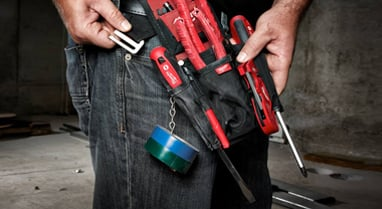 Milwaukee & OX hand tools