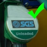 Your generator only likes clean, unmixed, unleaded petrol fuel.