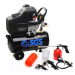 How to Set Up & Use an Air Compressor Safely