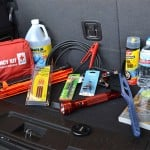 Car Boot Emergency Pack Essentials