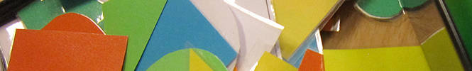 size and shape banner