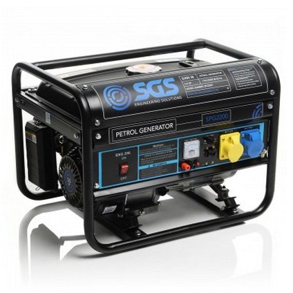 how much can your generator power