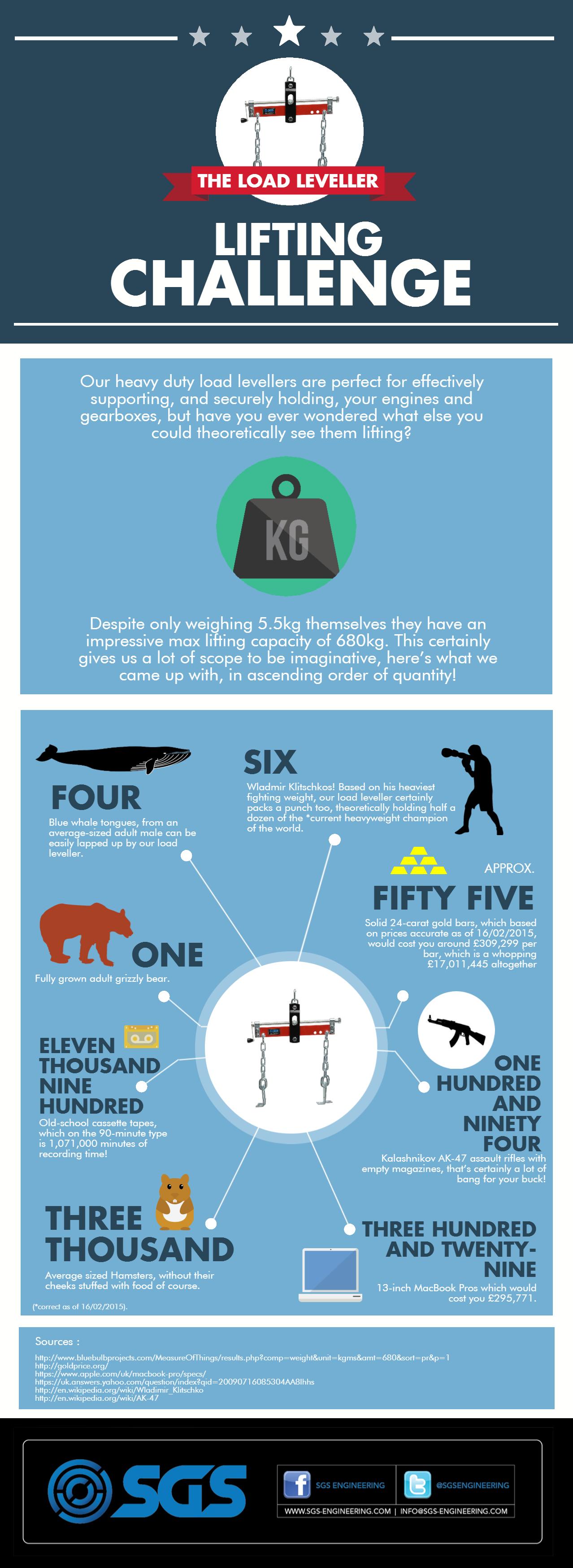 SGS Infographic