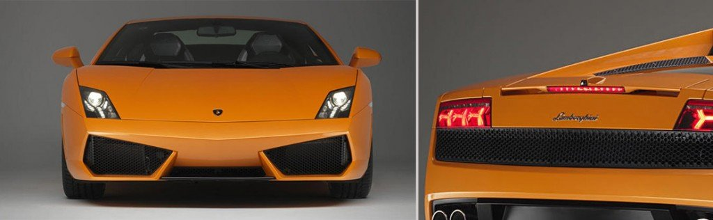 Another classic when it comes to supercar brands, the Lamborghini Gallardo coupe is a particularly sought-after model. Sleek, fast and brimming with luxury extras it's certainly worth the money you pay for it. One such luxury is the gentle and controlled lifting boot lid which comes from two attached gas struts; it even works well with a weighty spoiler fitted!