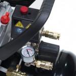 How Do I Adjust The Cut Off Pressure Of The Compressor?