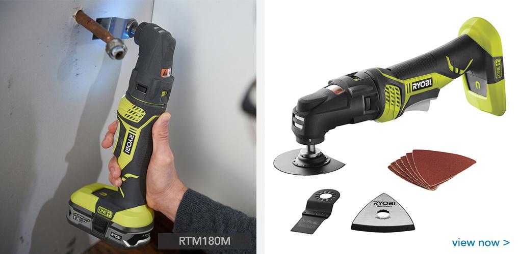 Multi-Cutting/Sanding Tool