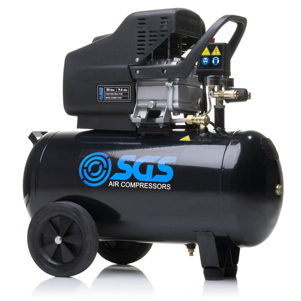 business air compressor