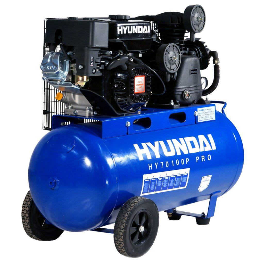 petrol air compressor