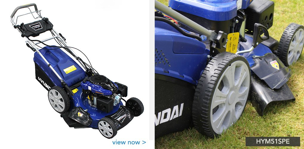 Don't stop cutting your lawn over winter. Because of the weather patterns in the UK, the lawn is likely to still be growing, so it is advisable to keep cutting it to keep it tidy. Take a look at our selection of lawnmowers.