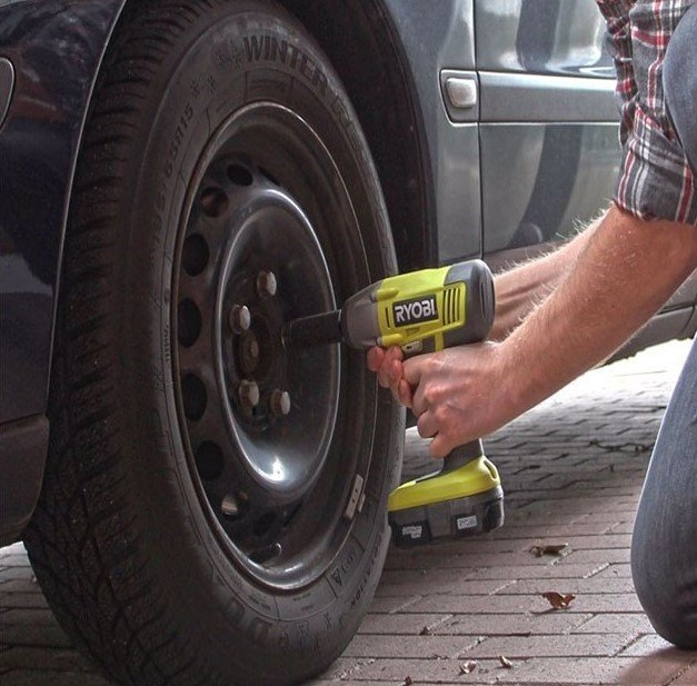 Ryobi ONE+ BIW180M 18V, 265Nm Impact Wrench