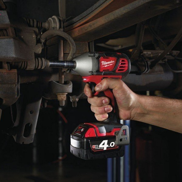 "Milwaukee M18BIW38-0 Compact 3/8"" Impact Wrench"