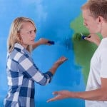 Revealed! How much UK couples fall out over DIY