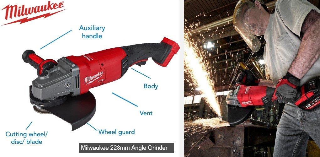 Get know your angle grinder