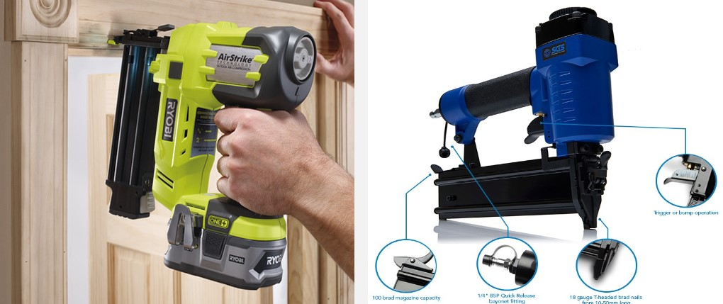 finding the best nail gun