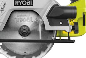 Circular saw feature