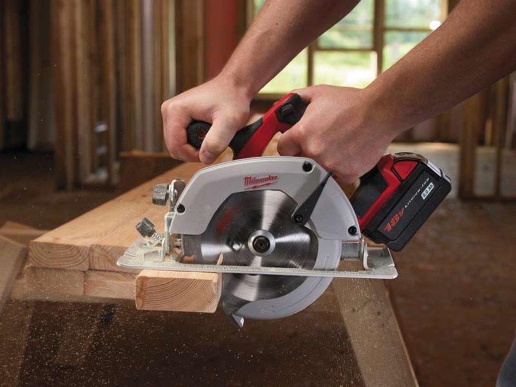Milwaukee HD18CS-0 18V Circular Saw