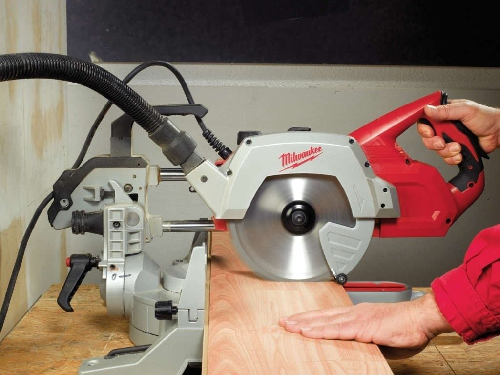 milwaukee mitre saw