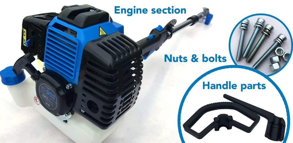 1 What youll need to set up the engine section