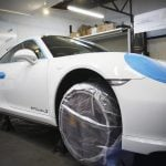 SGS and Drive Detailing Team Up to Prepare a Porsche 911