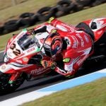 World Superbike Phillip Island Free Practice