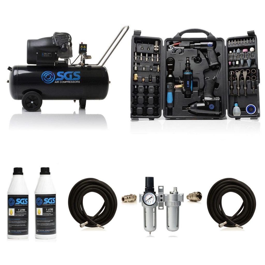 71 piece tool kit