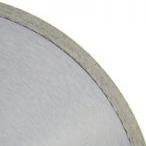 continuous-rim blades