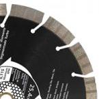 segmented blades