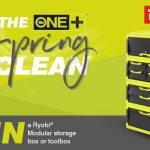 Ryobi Spring Clean With ONE+