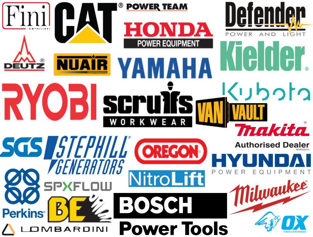 top tool brands