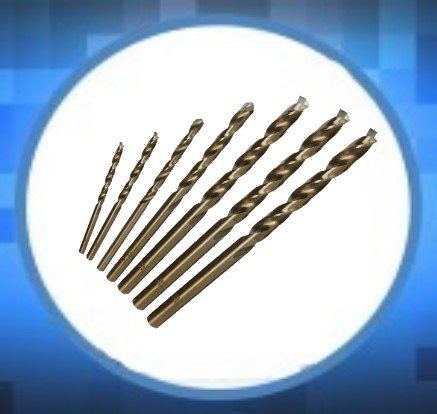 finding the right drill bits