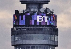 BT maintenance tower